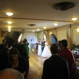 Theme stage, wedding