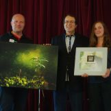 Foto Talent competition ceremony