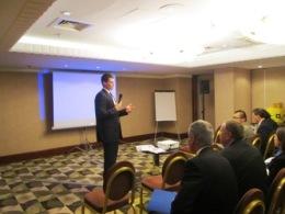 Presentation for Thai Businessman