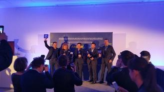 Golden AMPER winners